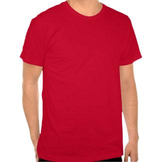 Gebackene Hemd Clothing Company rote Version ein