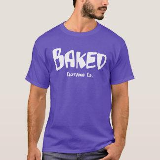 Gebackene Shirt Clothing Company lila ~ Version