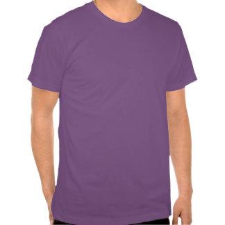 Gebackene Shirt Clothing Company lila ~ Version ei