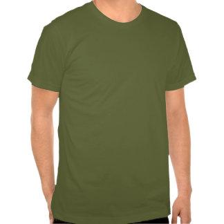 Gebackenes Entkerner-Grün-Shirt Clothing Company T-shirts