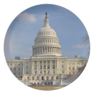Gebäude Washington DCs der Capitol Hill Teller