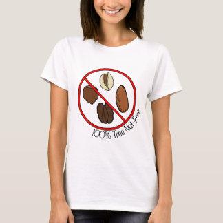 Geben Baum-Nuss 100% frei T-Shirt