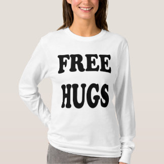 Geben Sie UmarmungenHoodie frei T-Shirt