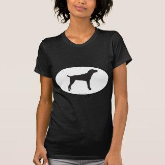 Gebirgskanaille-Silhouette T-Shirt