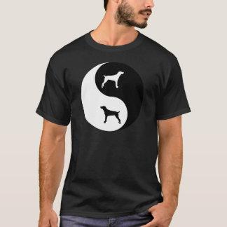 Gebirgskanaille Yin Yang T-Shirt