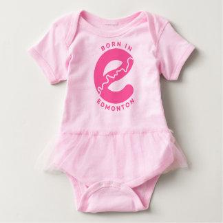Geboren in Edmonton Baby Strampler