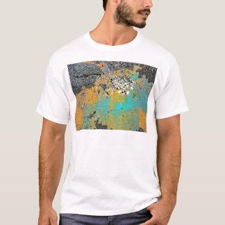 Gebrochene konkrete Reihe T-Shirt
