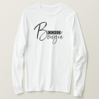 Gebuchtes u. Bougie-T-Shirt T-Shirt