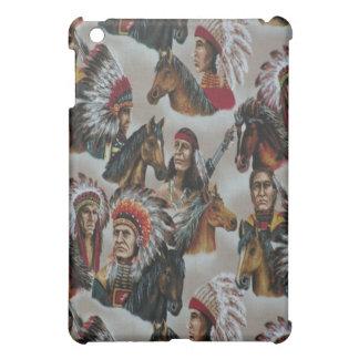 Gebürtige amerikanische Ureinwohner Hüllen Für iPad Mini