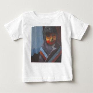 Gebürtige Streifen Baby T-shirt