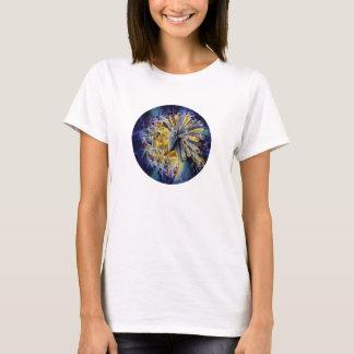 Gebürtiger Amerikanermandala-T - Shirt