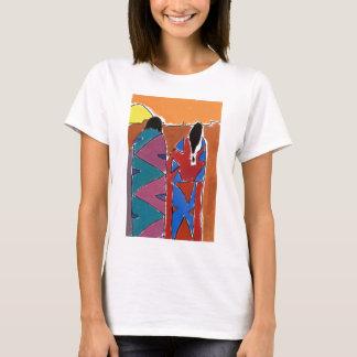 Gebürtiger Sonnenuntergang T-Shirt