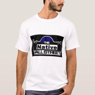 Gebürtiges Wallstreet- Michigan gewollt T-Shirt