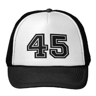 Geburtstag der Nr.-45 Kult Mützen