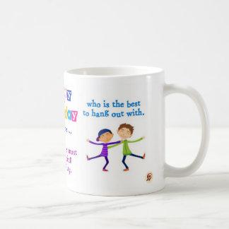 Geburtstag: für die Person die… Tasse