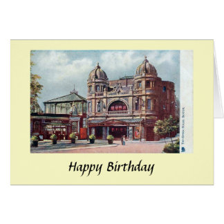 Geburtstags-Karte - Opernhaus, Buxton Karte