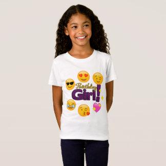 Geburtstags-Mädchen (emojis) T-Shirt