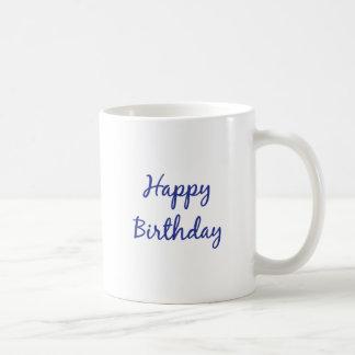 Geburtstags-Tasse Tasse