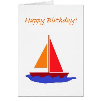 Geburtstagskarte Karte