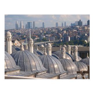 Gedächtnis von Istanbul, Soleymaniye Moschee Postkarte