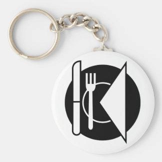 Gedeck Keychain Schlüsselanhänger
