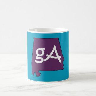 Geek-Alabama-Kaffee-Tasse Tasse