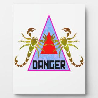 Gefahr Fotoplatte