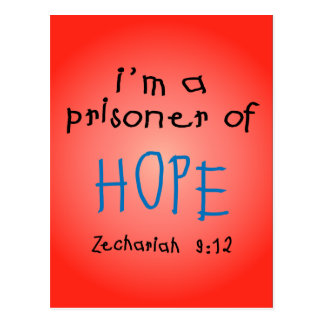 Gefangener der Hoffnung Postkarten