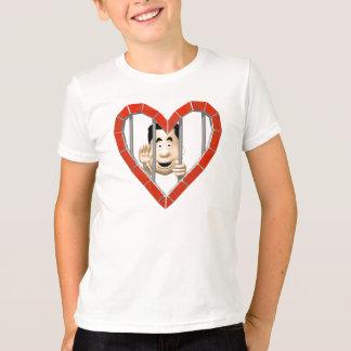 Gefangener der Liebe T-Shirt