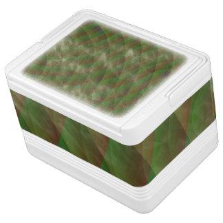 Geformte Störung Kühlbox