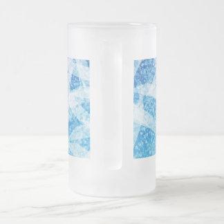 Gefrorene Sammlungs-mattierte Tasse