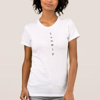 Gefühl einsam T-Shirt