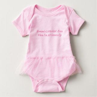 Gefühl-Shirt Baby Strampler