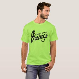 Gegen Tanz-Schwingen T-Shirt