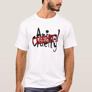 Gegen Tiergrausamkeits-T - Shirt