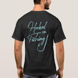 Gehakt auf Fischen-kundenspezifischem T-Shirt