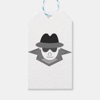 Geheimer Spion Geschenkanhänger