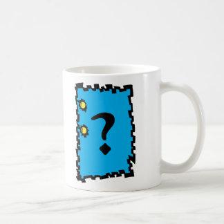 Geheimnis-Tür Kaffeetasse