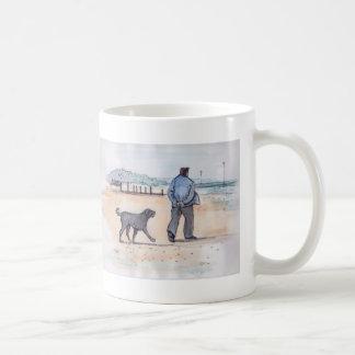 gehen der Hund - 07 Tasse