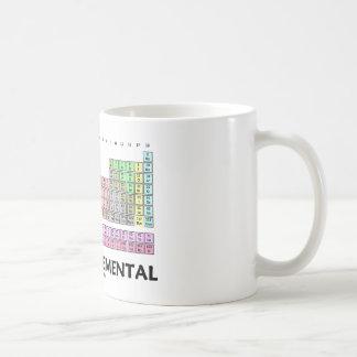 Gehen Sie einfach elementar (Periodensystem der Tasse