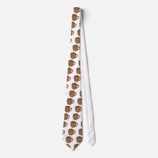 Gehen Sie MACHEN voran MEINEN KAFFEE Personalisierte Krawatte