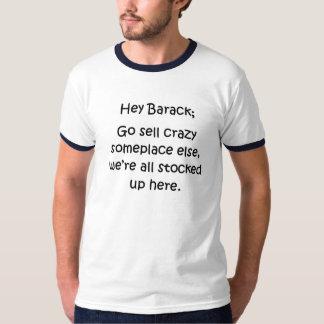 gehen Verkauf verrückte T T-Shirt