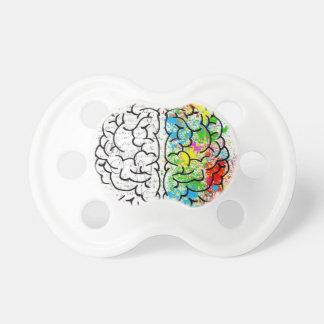 Gehirn-Reihe Schnuller