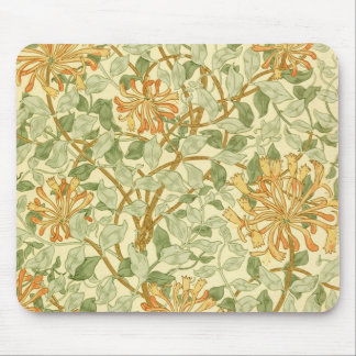 Geißblatt durch William Morris Mousepad