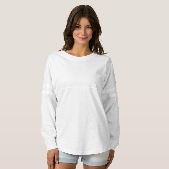 Custom Spirit Jersey Shirt für Frauen