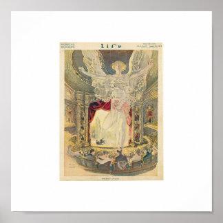 Geist von Musik 1913 Poster