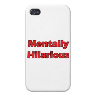 geistlich unglaublich witzig iPhone 4 cover