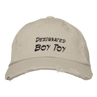 Gekennzeichnetes Jungen-Spielzeug Bestickte Kappe