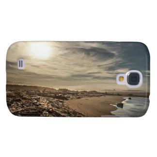 Gekippter klarer starker Kasten der Landschaft2 Galaxy S4 Hülle