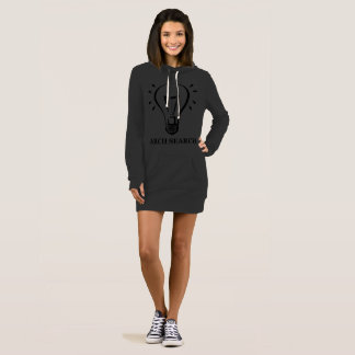 Gekleideter Moletom Arch Search Kleid